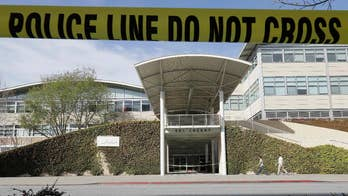 Police release new details on shooting at YouTube headquarters; Claudia Cowan reports from San Bruno.