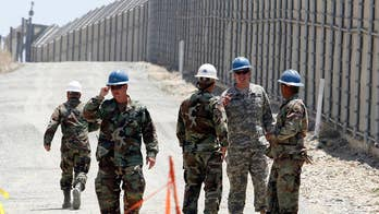 Trump pledges to send U.S. military to the southern border until wall is built. Border Angels director Enrique Morones and Fox News contributor Monica Crowley debate on 'The Ingraham Angle.'
