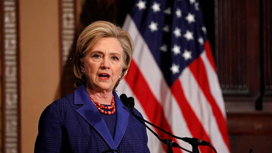 Hillary Clinton goes on a post-election, Fox News rant session. Jackie Ibanez weighs in with viewer comments.