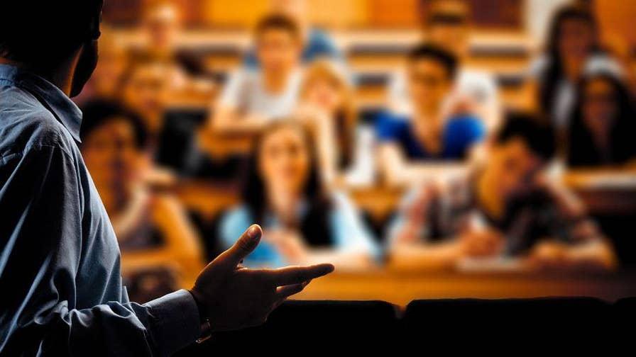 Controversial George Washington University seminar claims Christians get 'unmerited perks.'