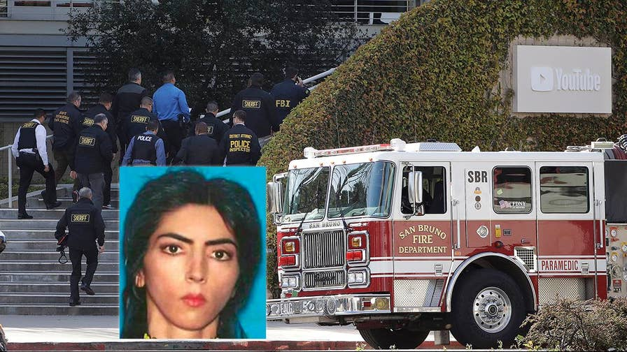Suspect's family claim they warned police that Nasim Aghdam had a grudge against YouTube; insight from Steve Rogers, former member of the FBI Joint Terrorism Task Force.