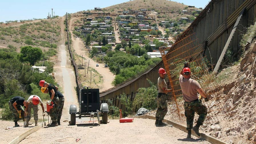 Alfonso Aguilar, president of the Latino Partnership for Conservative Principles and the former chief of the U.S. Office of Citizenship for President George W. Bush, says he supports President Trump's plan to deploy the National Guard to the Mexican border to help restore operational control.
