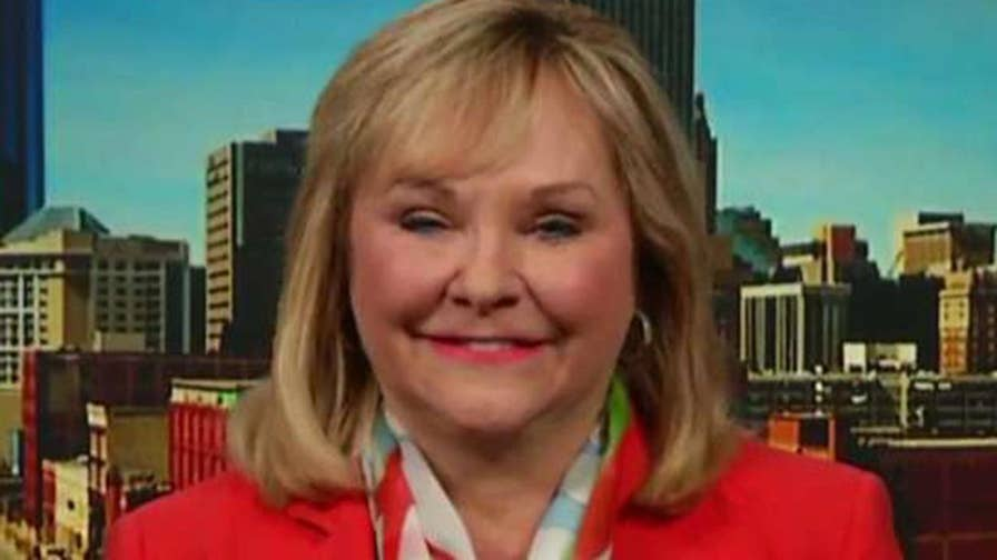 Protests in Oklahoma stretch into third day, with students and teachers demanding more school funding; Gov. Mary Fallin weighs in on 'Your World.'