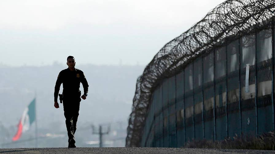 According to Secretary Nielsen, decision reflects Trump's frustration with Congress for withholding money for a border wall; chief White House Correspondent John Roberts reports.