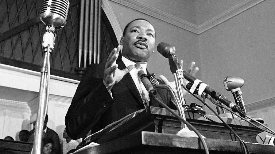 Thousands gather in Memphis to honor Martin Luther King Jr.'s legacy 50 years after his assassination. Conservative commentator Jeremy Hunt and 'The Five' co-host Juan Williams react on 'The Story.'