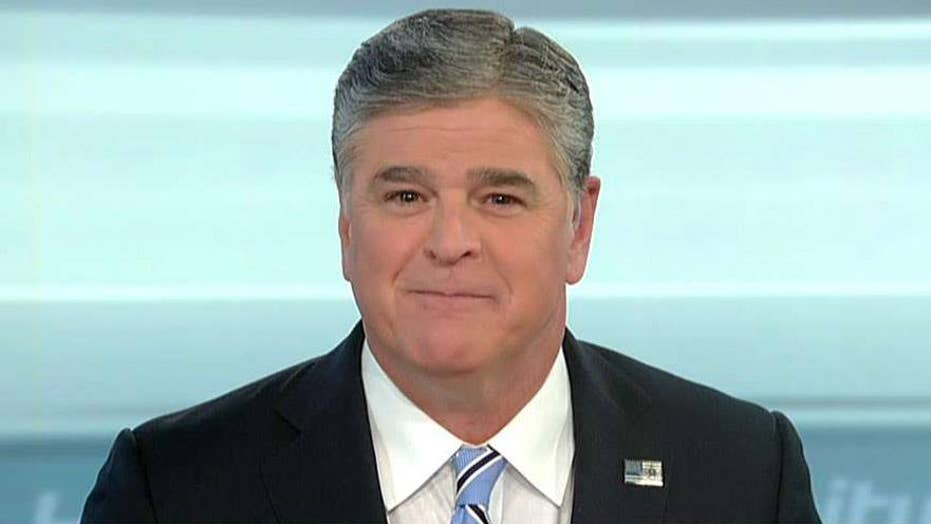 Hannity: President Trump takes bold action on the border