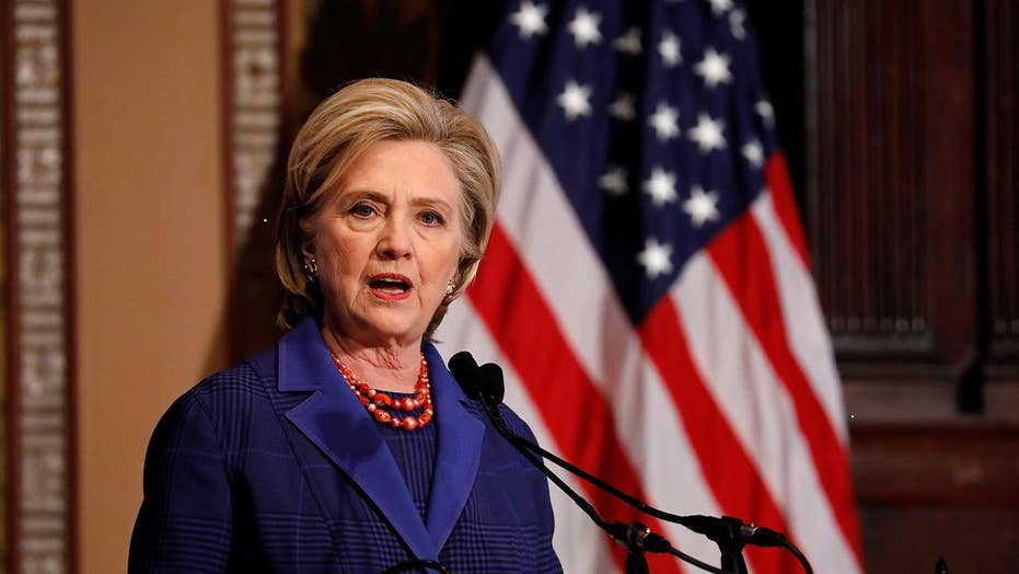 Clinton: 'Don't think we've seen the bottom'