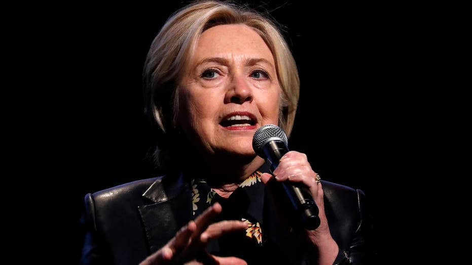 Are Hillary's comments hurting Dems leading to midterms?