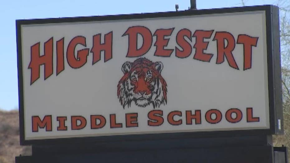 Arizona principal charged for unreported threat to school