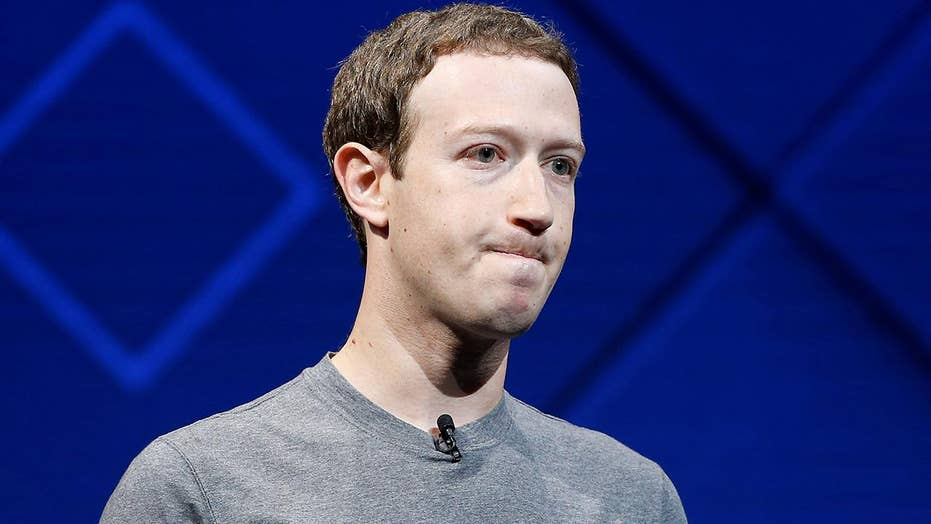Mark Zuckerberg to testify on Capitol Hill