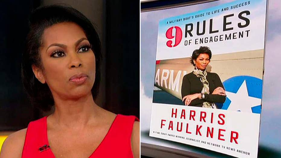 Harris Faulkner on her new book '9 Rules of Engagement'
