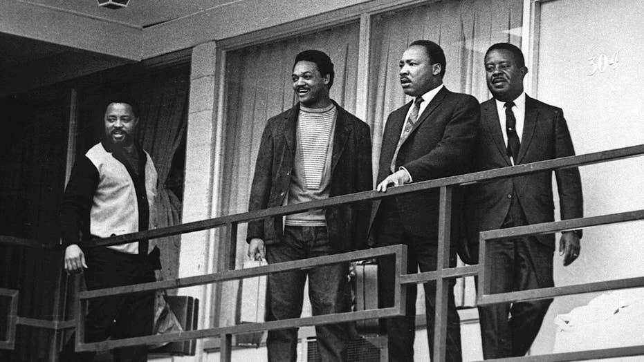Memphis marks 50 years since MLK Jr.'s assassination