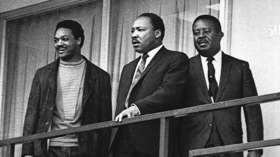 Memphis Honors Martin Luther King  Years After He Was Assassinated Fox News