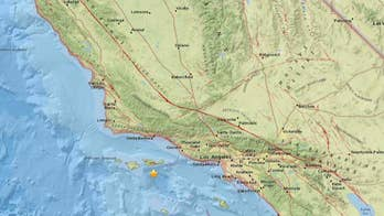Epicenter near Channel Islands, no reports of damage or tsunami threat.