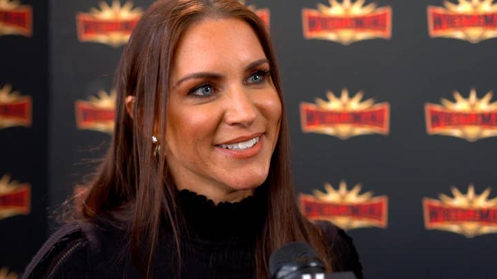 WWE's Stephanie McMahon remembers Andre the Giant