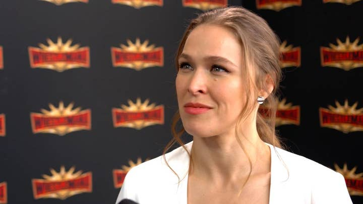 Ronda Rousey: WWE is a social commentary for the world