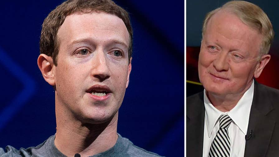 Facebook CEO to be questioned by Congress; Rep. Leonard Lance of New Jersey discusses what he wants to learn.