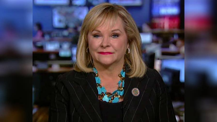 Governor Mary Fallin has made some concessions to protesting Oklahoma teachers, but the educators say that these efforts are not enough. Gov. Fallin responds on 'The Story with Martha MacCallum.'