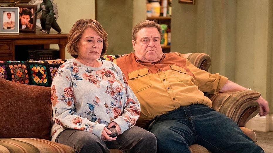 Hollywood liberals slam 'Roseanne' reboot