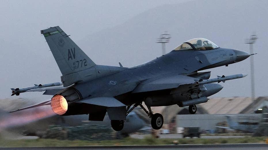 Air Force pilot killed in Nevada crash