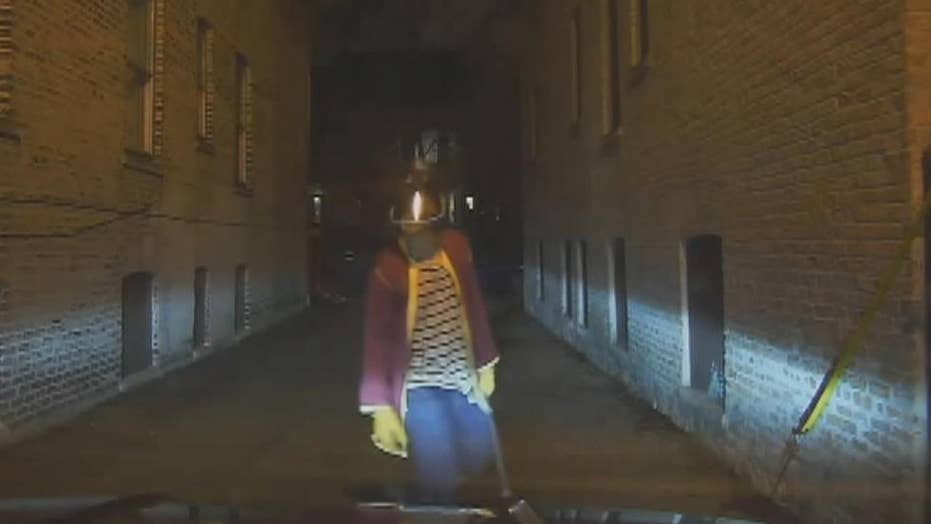 Body camera captures police shooting of 21-year-old student