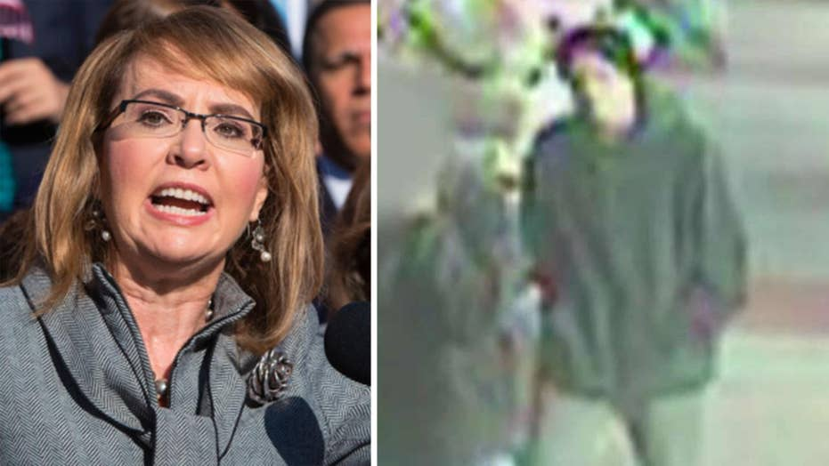 FBI releases new video moments before Gabby Giffords attack