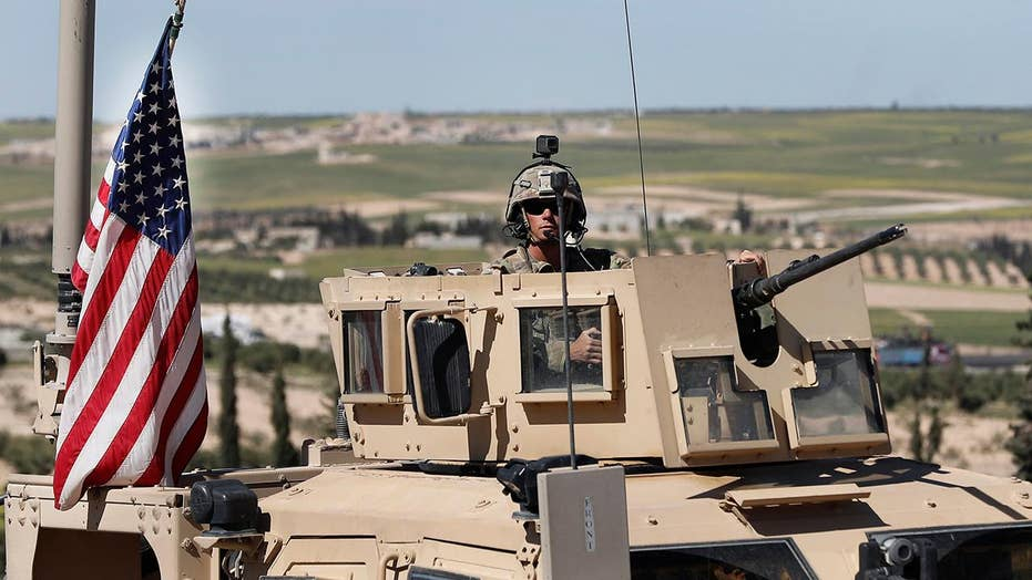 What comes next for US troops in Syria?