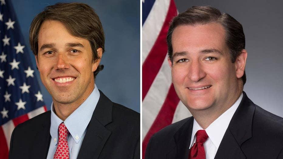 Texas Senate race revs up between Cruz, O'Rourke