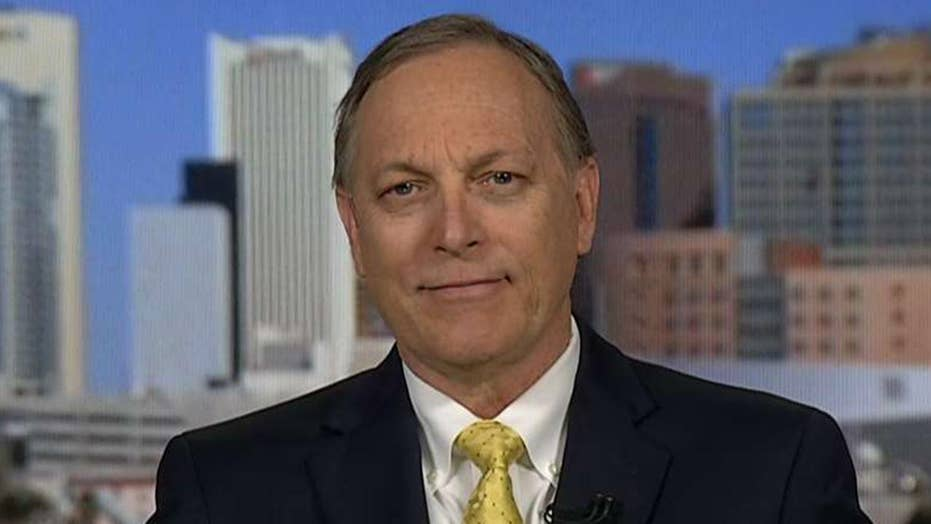 Rep. Andy Biggs 'excited' by Trump's push to cut spending