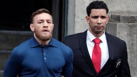 "UFC superstar Conor McGregor was ""being rowdy"" in his Manhattan hotel Saturday night, one day after he was released on bond following his arraignment in connection with a backstage melee earlier this week, the New York Post reported Sunday."