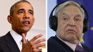 Judicial Watch President Tom Fitton on how the Obama administration used taxpayer dollars to fund a group backed by billionaire George Soros. #Tucker