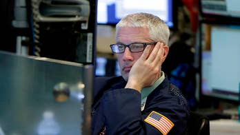 Trade with China, a mixed jobs report and the specter of interest rate hikes combined to hammer the markets on Friday; Fox Business Network's Deirdre Bolton reports from New York.