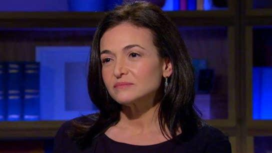 Sandberg: Facebook did not do enough to protect user data