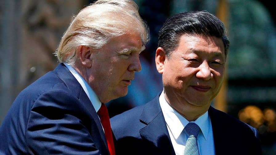 President Trump made a surprise announcement instructing the U.S. trade representative to consider an additional $100 billion dollars on Chinese imports. Benjamin Hall has the latest.