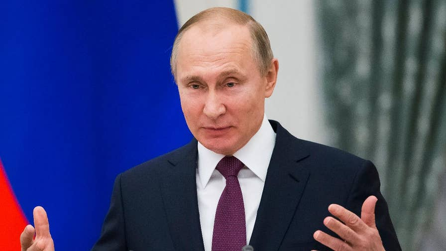 Rather than punishing Russia for one specific action, the new sanctions are in response to what U.S. officials call the Russian government's ongoing and increasingly brazen pattern of bad behavior.