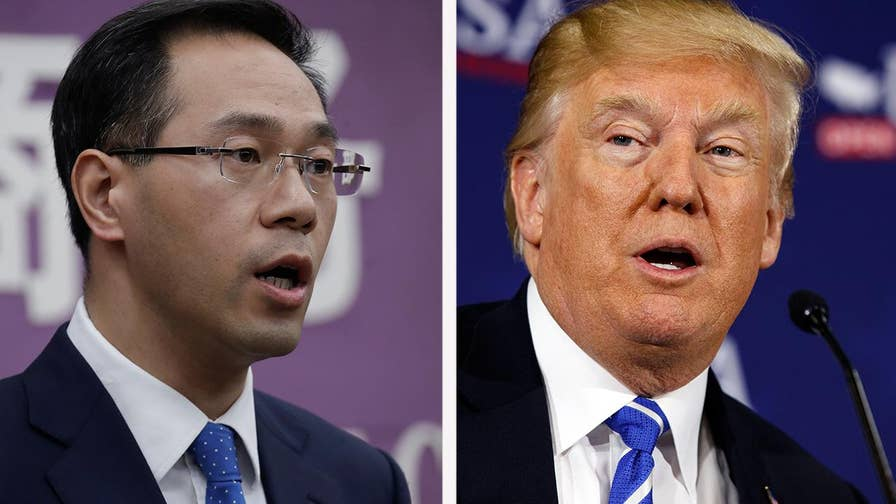 President proposes $100 billion in additional tariffs on Chinese goods; reaction and analysis from the 'Special Report' All-Stars.