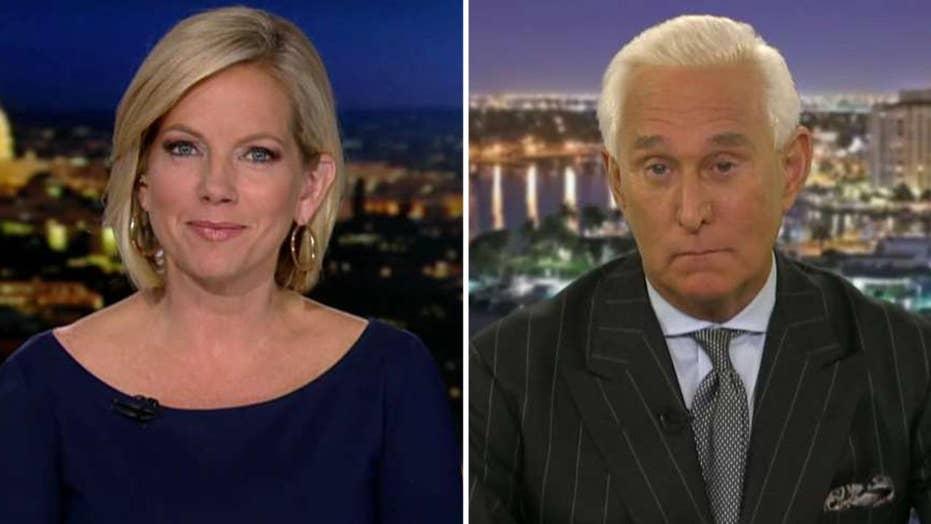Roger Stone addresses alleged dinner with Julian Assange