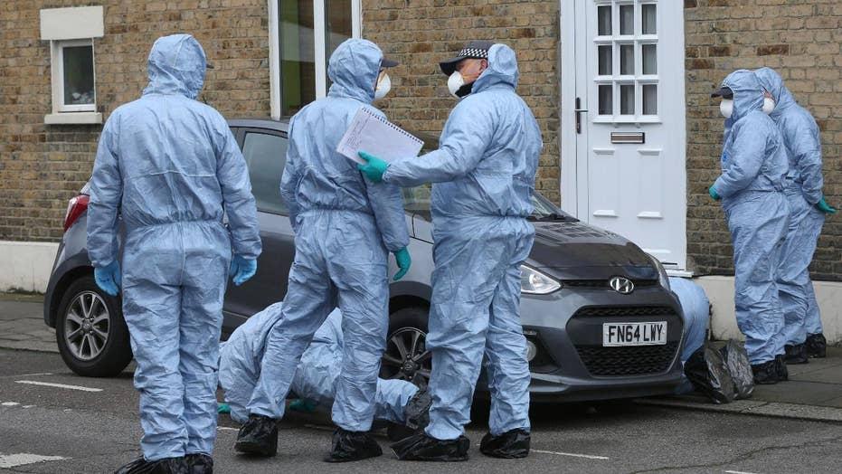 Surge of London murders in 2018