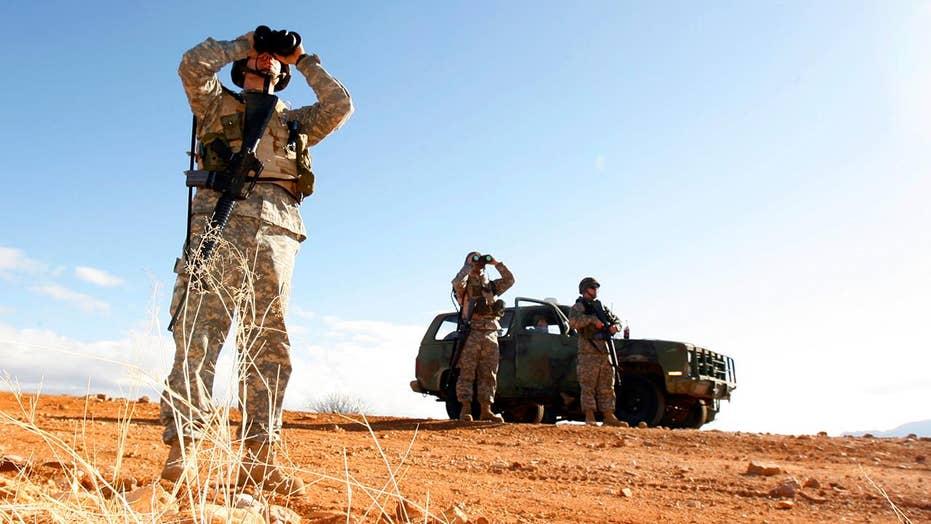 Trump seeks 2,000 to 4,000 National Guard troops