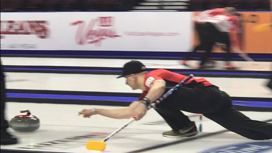 Popularity soars for winter sport of curling across America