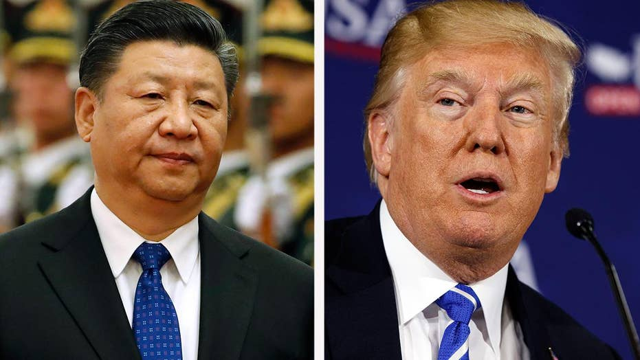 Wallace on politics of Trump's trade showdown with China