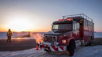 Crash of hockey team's bus leaves at least 15 dead, town devastated