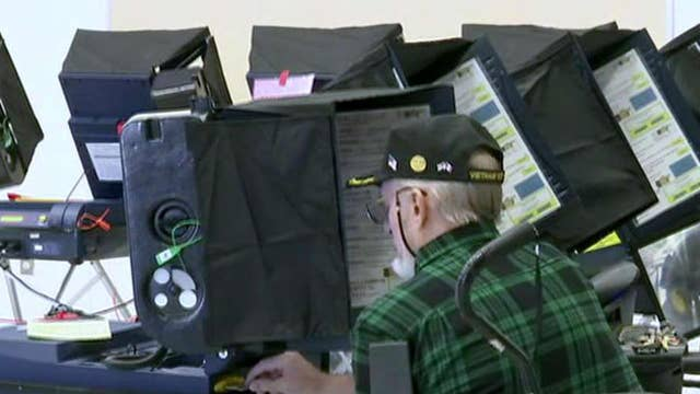 Eric Shawn: Galesburg, Ill. voter rolls 'hacked by Russians'