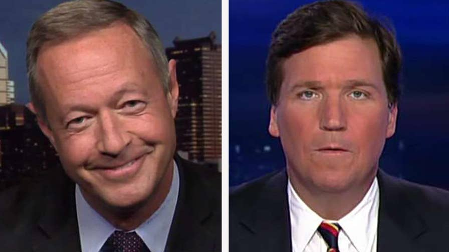 Some Democratic governors are balking at President Trump's efforts to secure the homeland and are threatening to refuse deployment of National Guard troops to the Mexican border; reaction from former Democratic Gov. Martin O'Malley. #Tucker