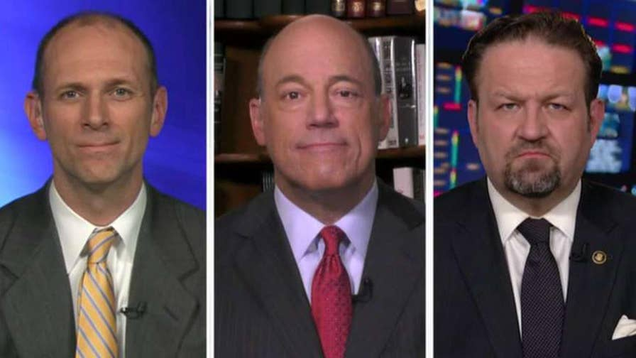 Trump continues to fight back against the mainstream media; Dr. Sebastian Gorka, Ari Fleischer and Austan Goolsbee weigh in on 'Hannity.'