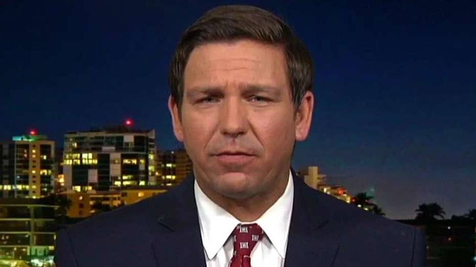 Rep. Ron DeSantis on the fight to get info from the DOJ