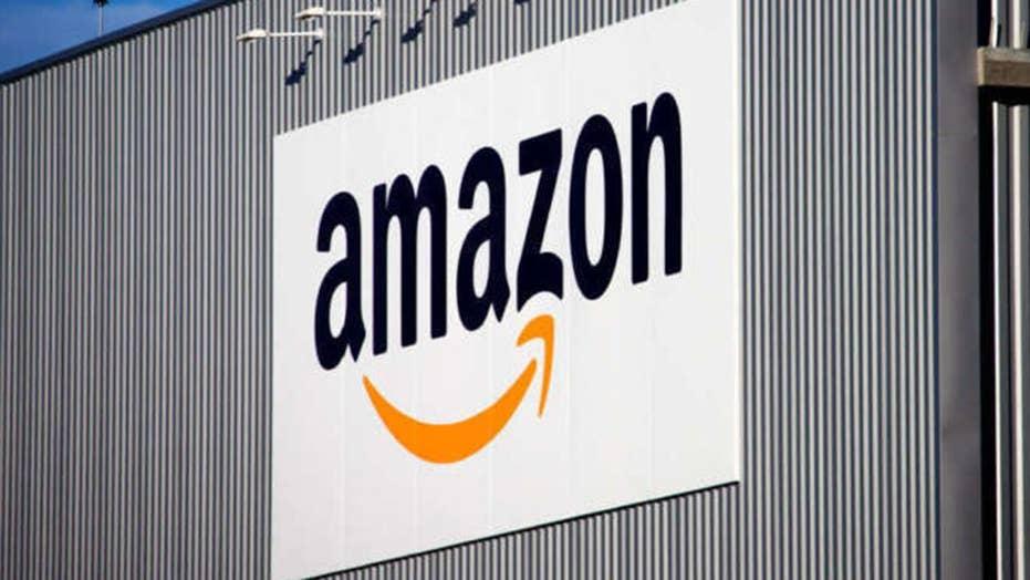 President Trump steps up attacks on Amazon