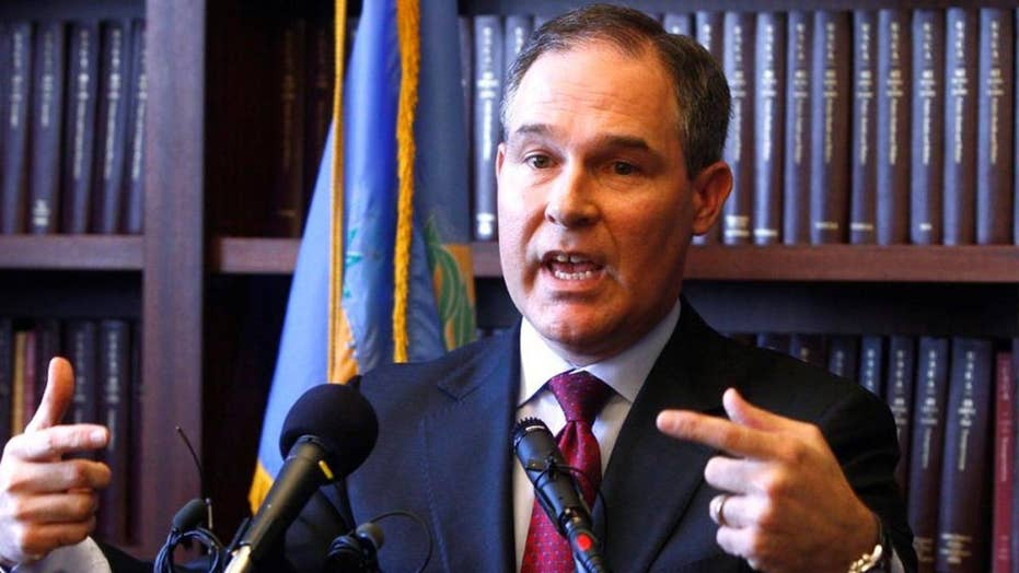 Report: Mounting pressure on EPA's Scott Pruitt to resign