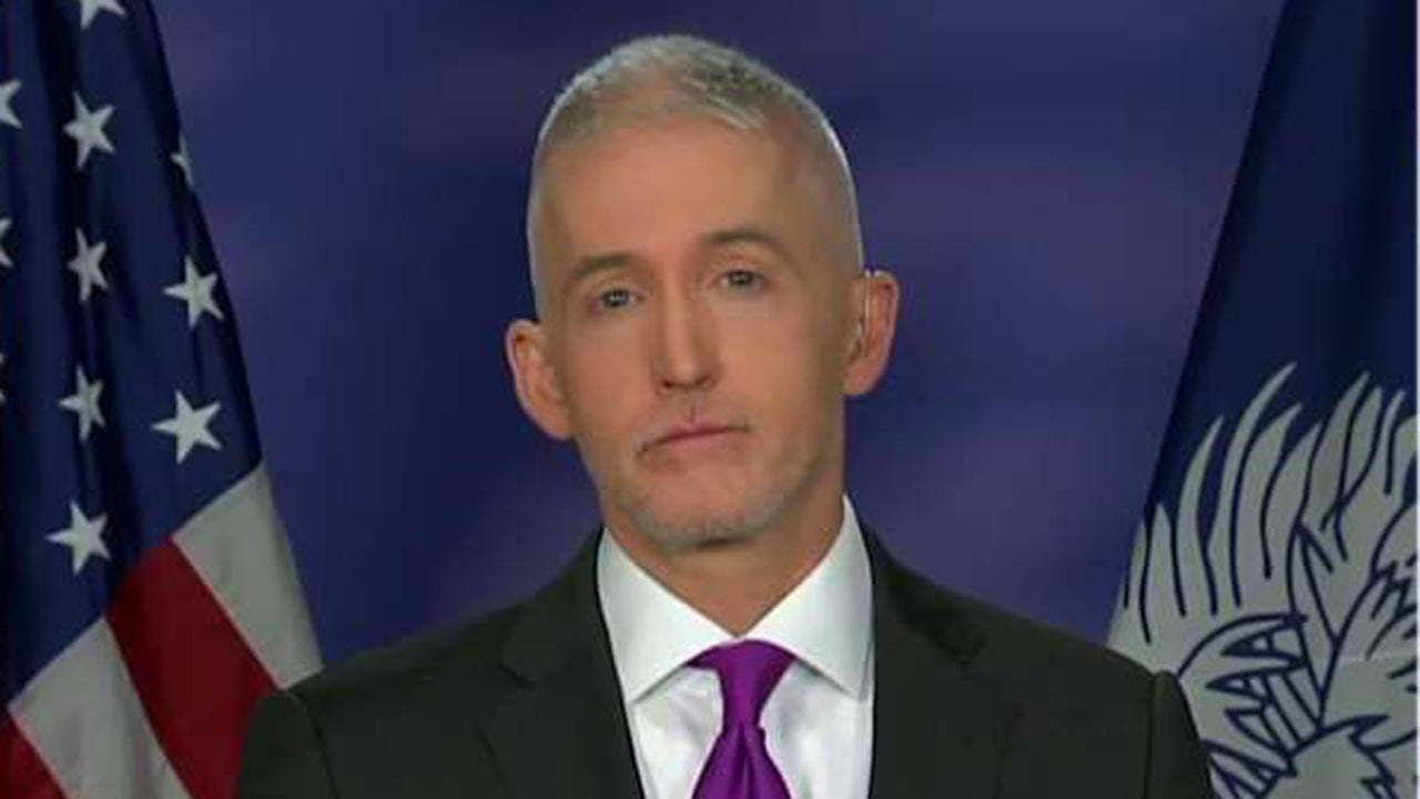 Goodlatte, Gowdy say they struck deal with DOJ for Hillary Clinton probe documents
