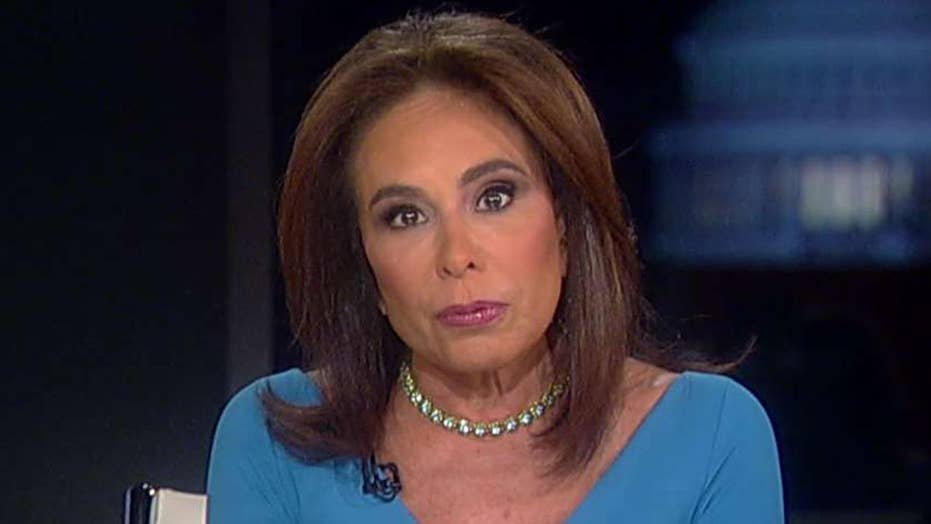 Judge Jeanine: Time for Republicans to start wielding power